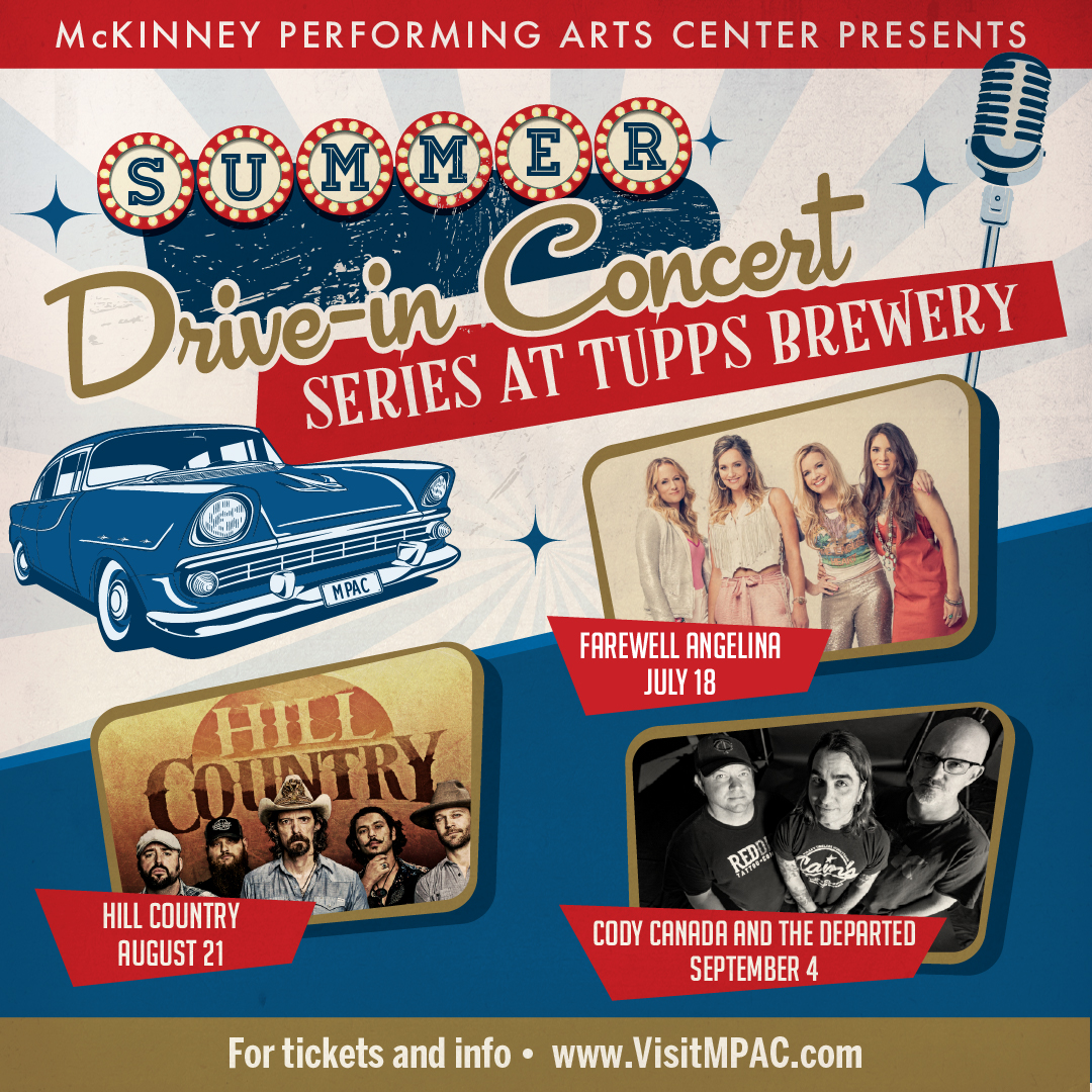 DRIVE-IN TUNES FROM MPAC