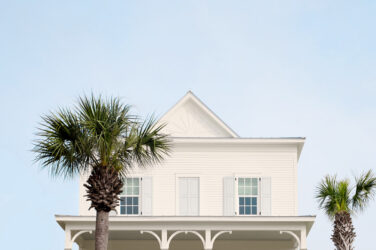 Galveston Beach House exterior