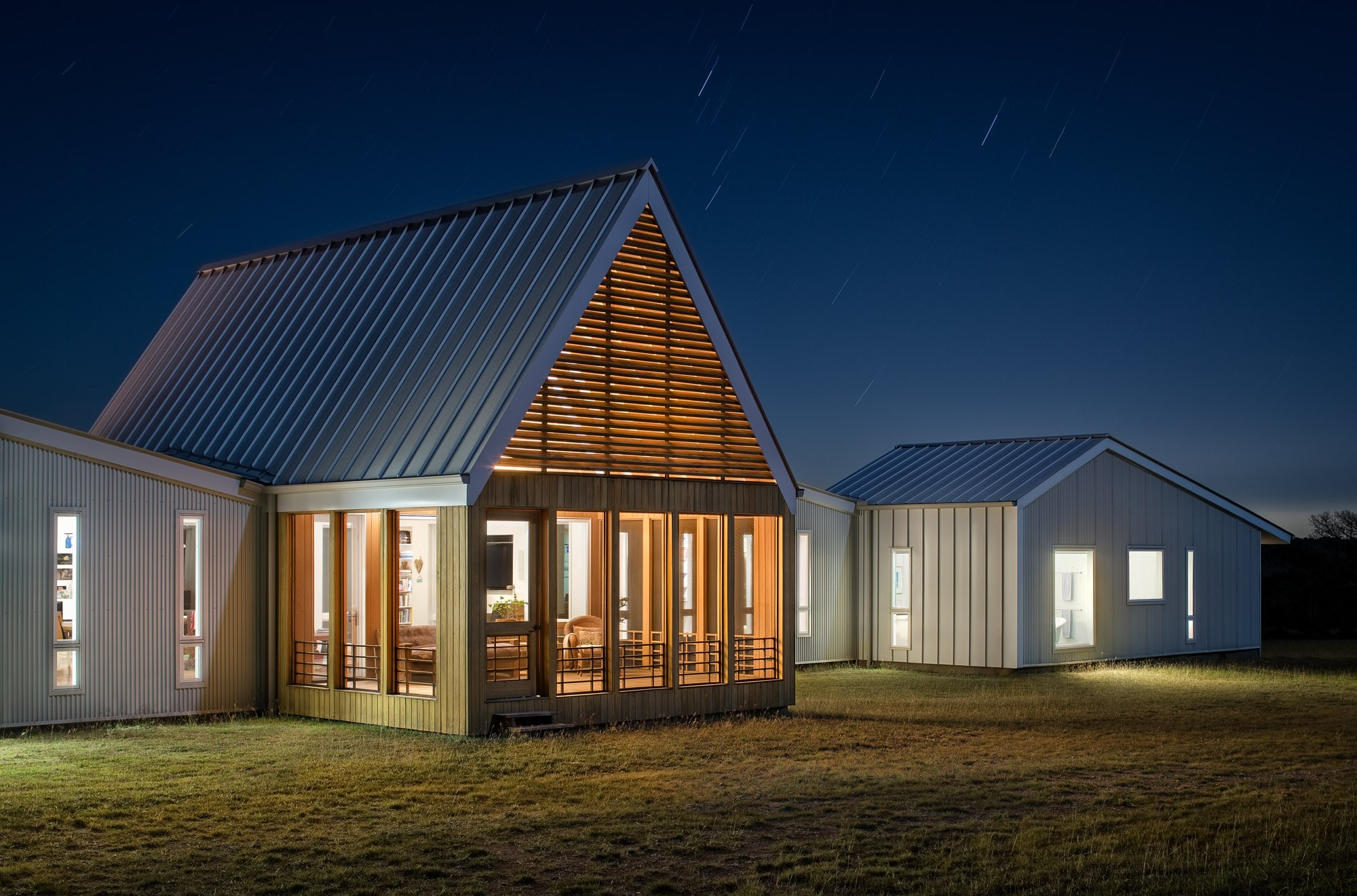 Self-sustaining home in Wimberley Texas