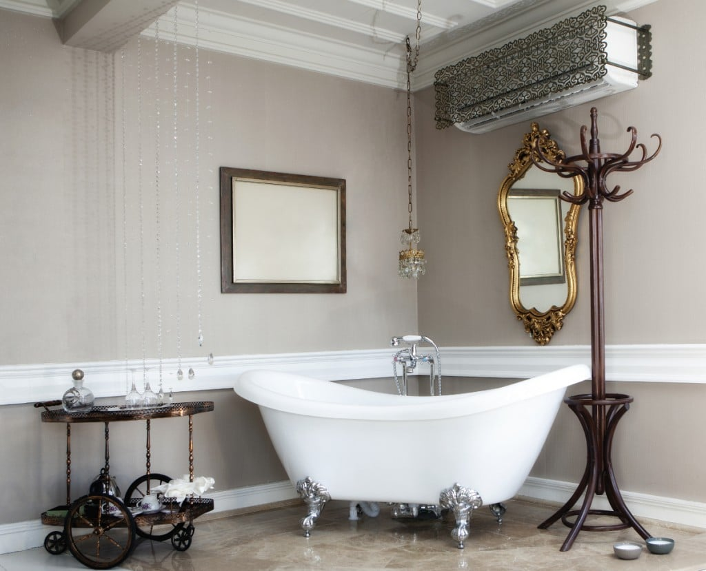 Bathrooms that Beckon