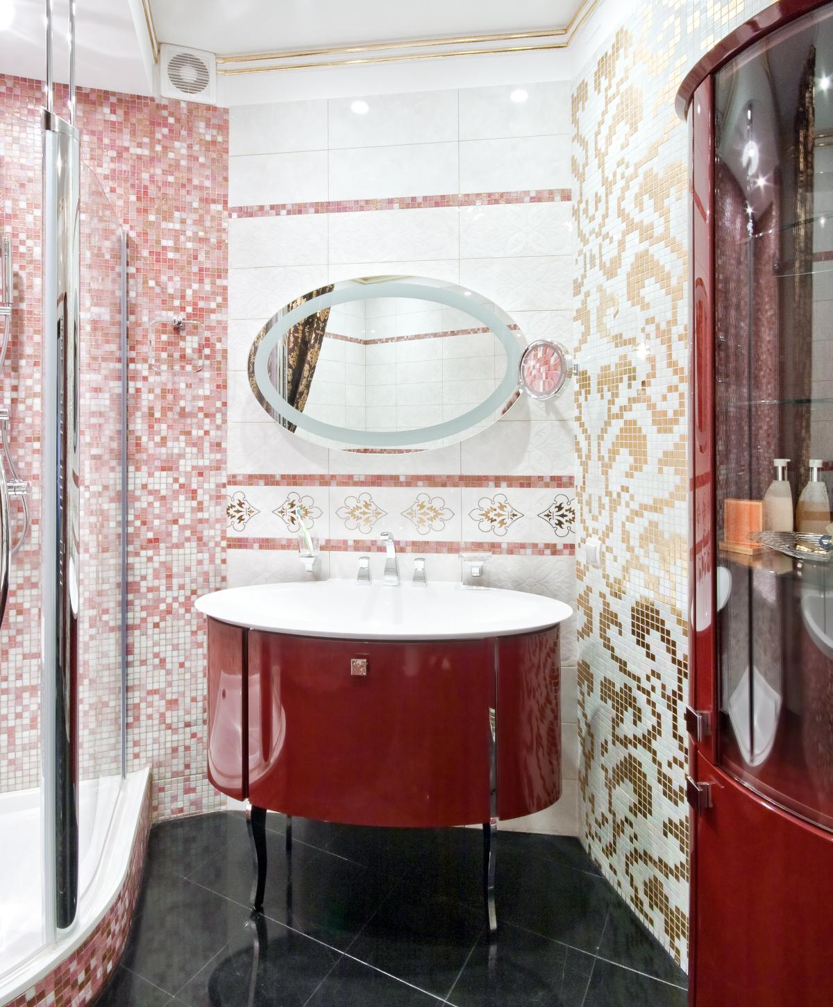 Bathrooms that Beckon - Living Magazine