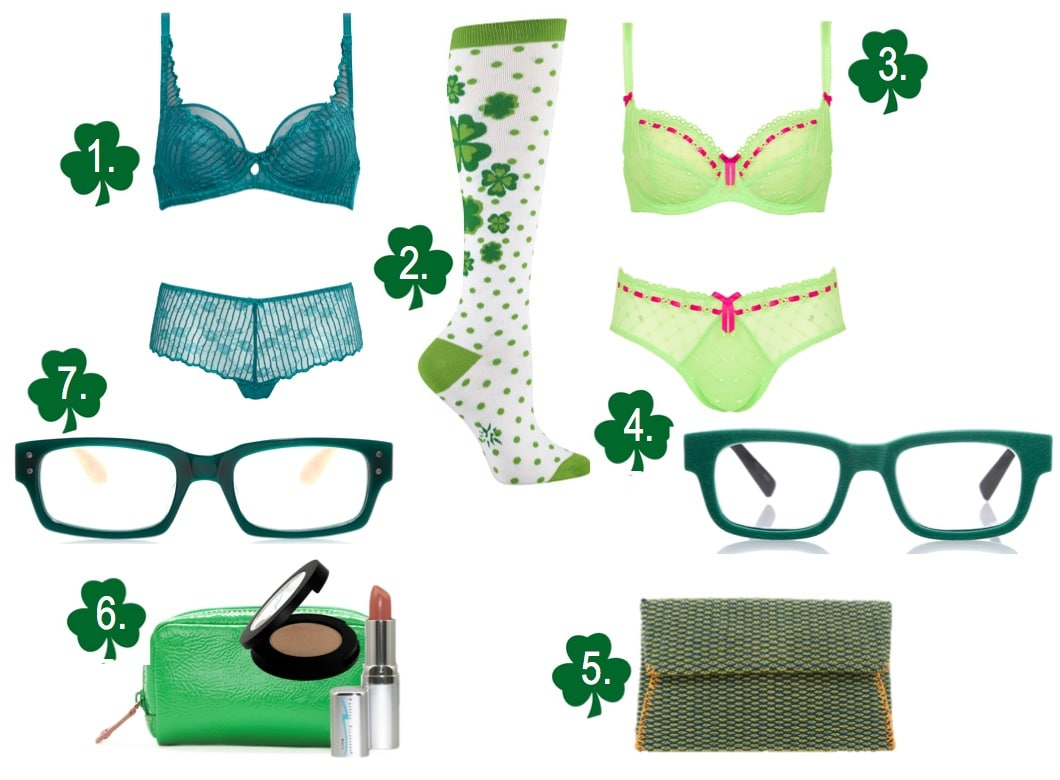 st patty green