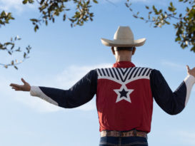 "Robert ""Bob"" Boykin Big Tex State Fair of Texas"