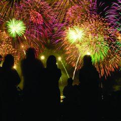 Fireworks, Finally