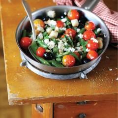 Warm French Green Bean Salad