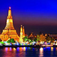 The Bright Lights of Bangkok