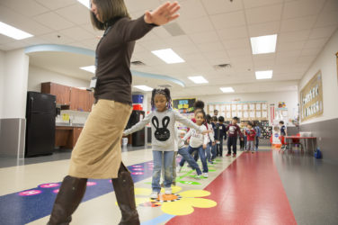 McKinney ISD's Lawson Early Childhood Schoo