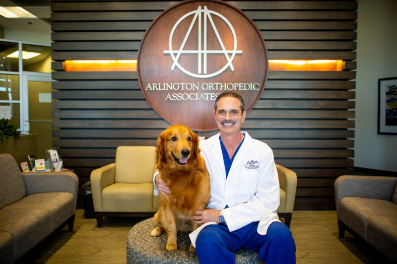 AOA Orthopedic Specialists Frank Rodriguez, MD
