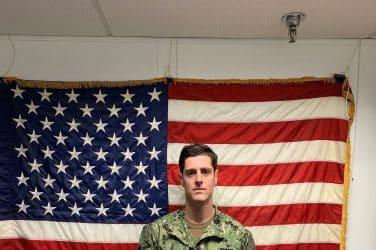 Forney Sailor Saves Life