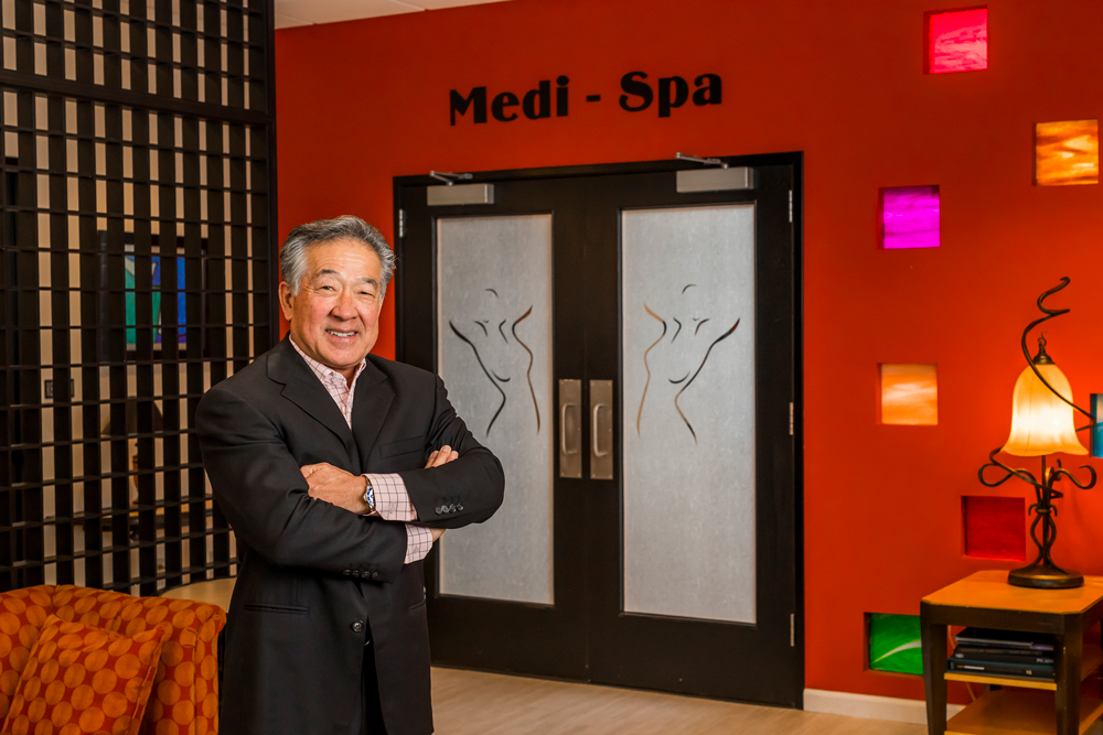 Accent on You Plastic Surgery and Medi Spa Y Anthony Nakamura, MD, FACS, PA