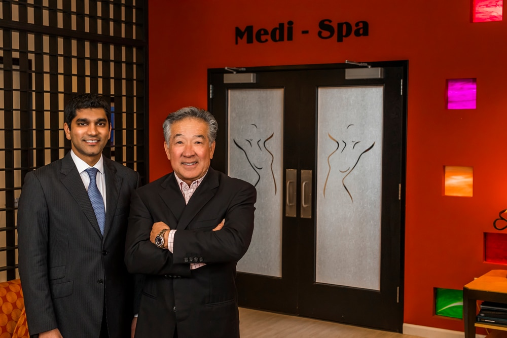 Accent on You Plastic Surgery and Medi Spa Y Anthony Nakamura, MD, FACS, PA and Raja Mohan, MD