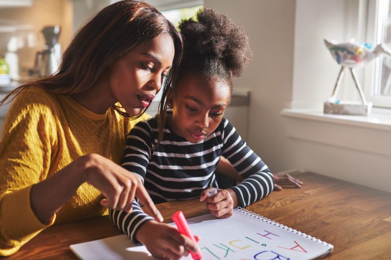 how to help your child with homework