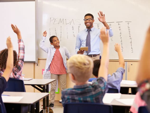 Starting things off on the right foot with your child's teachers