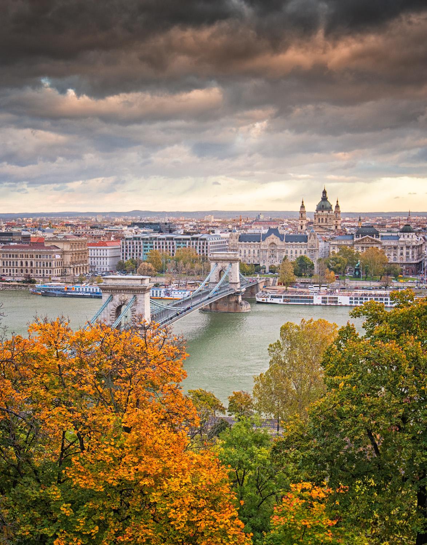 Visit Hungary in Autum