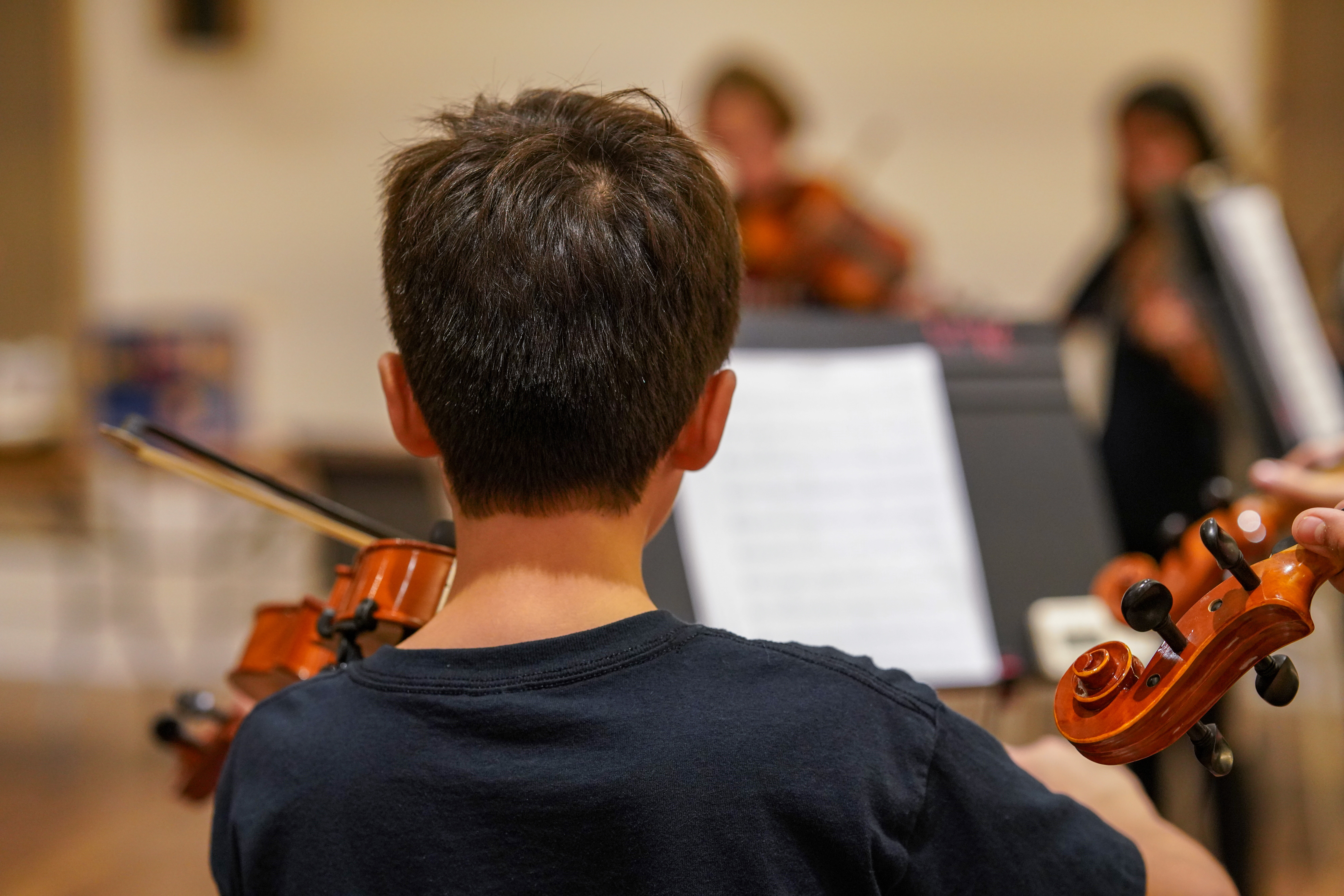 District Recognized for Music Education