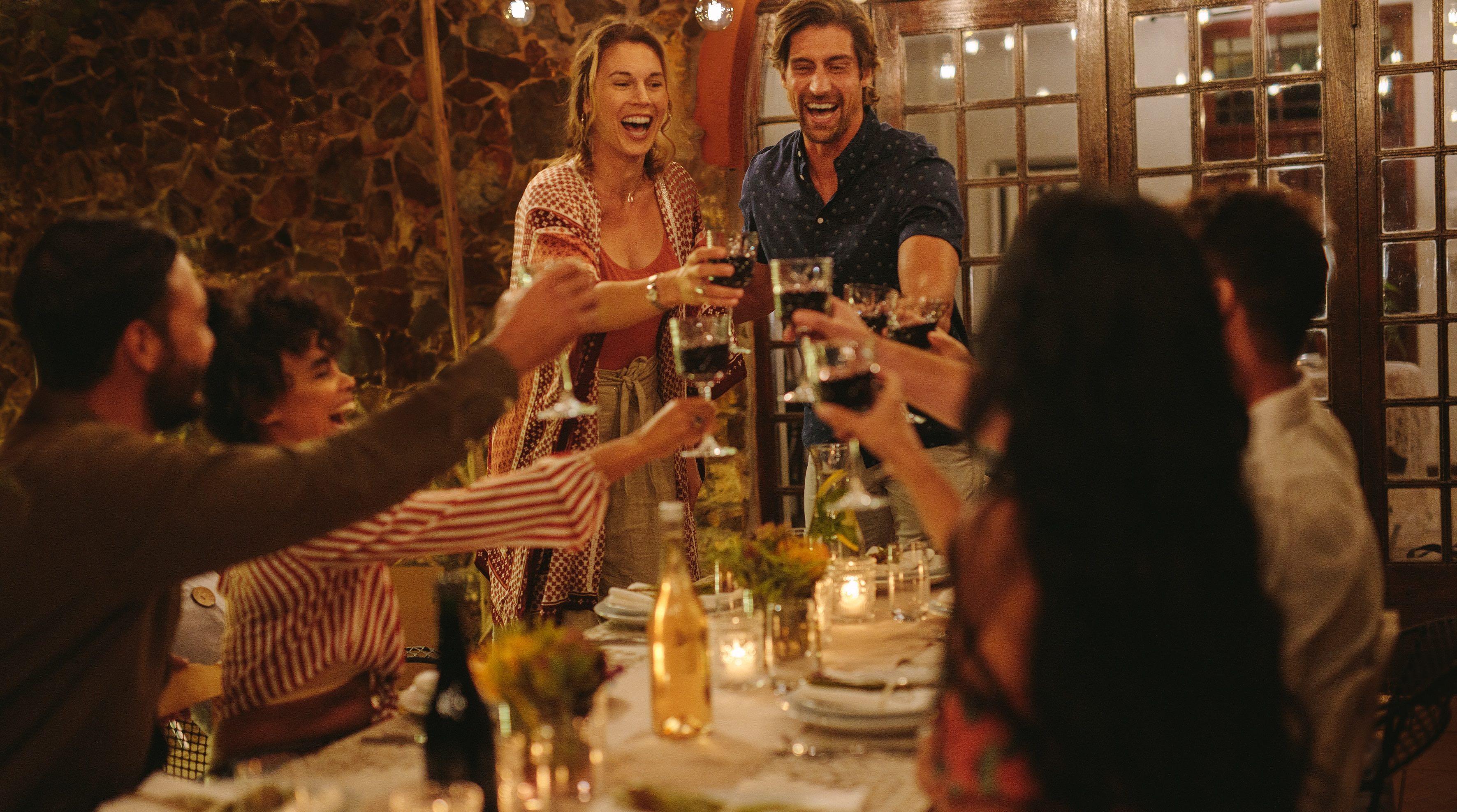Tip For hosting a dinner party