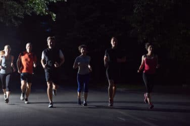The family-friendly 20th annual Run in the Dark is set to be held on Saturday, September 14,