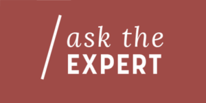 Living Magazine - Ask the Expert