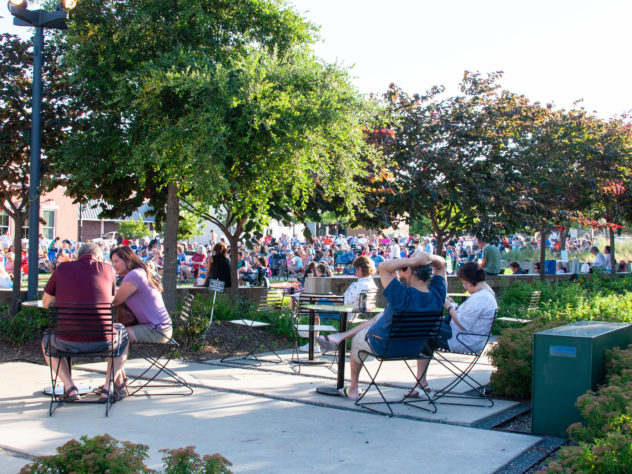 Lewisville Sounds of Summer