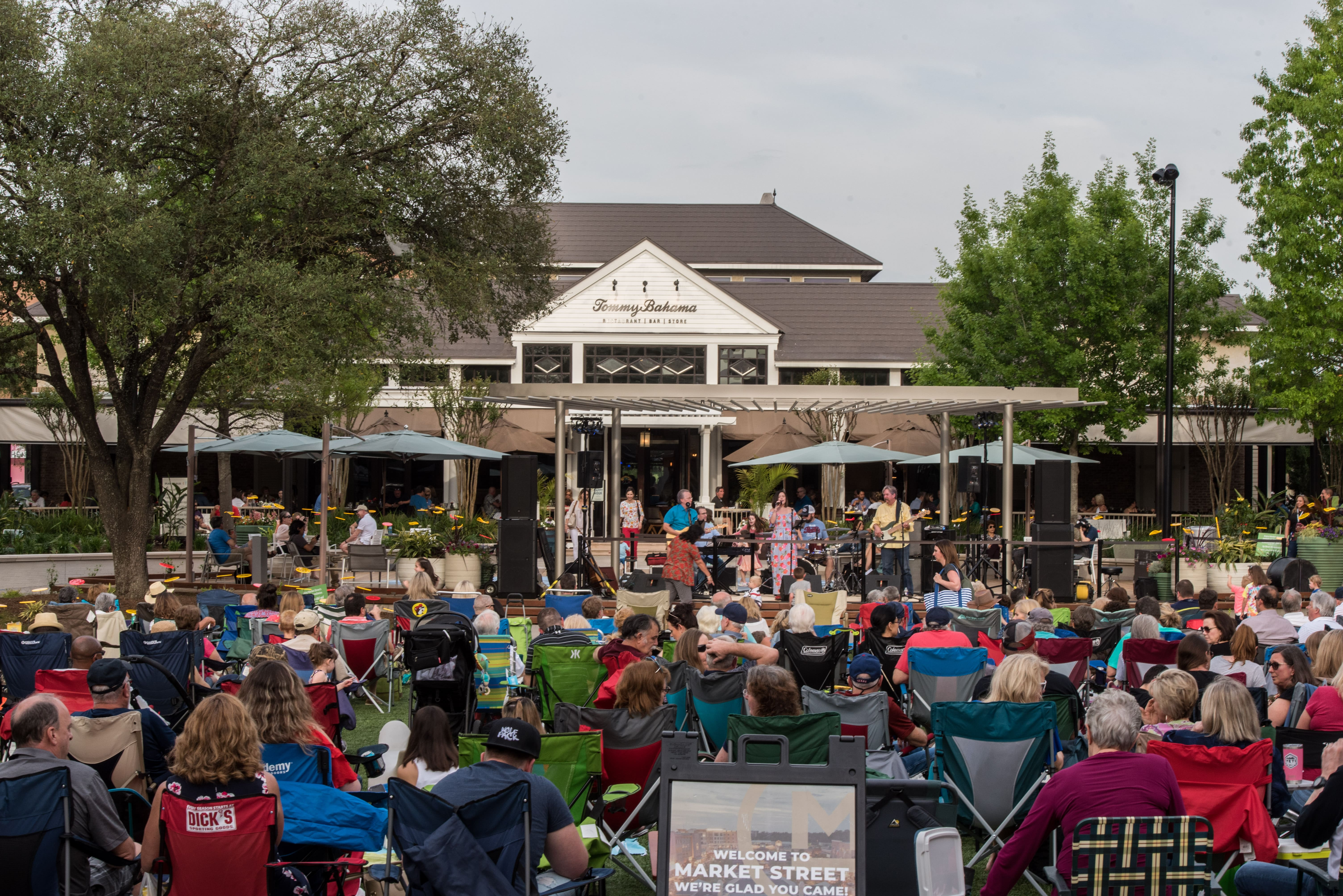 The Woodlands Fall Concert Series,
