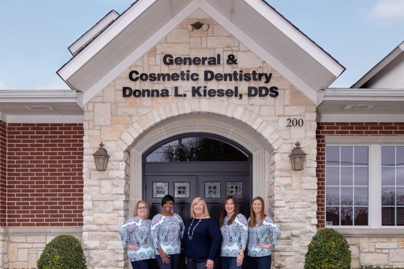 Donna L. Kiesel, DDS best dentist Flower Mound Tx
