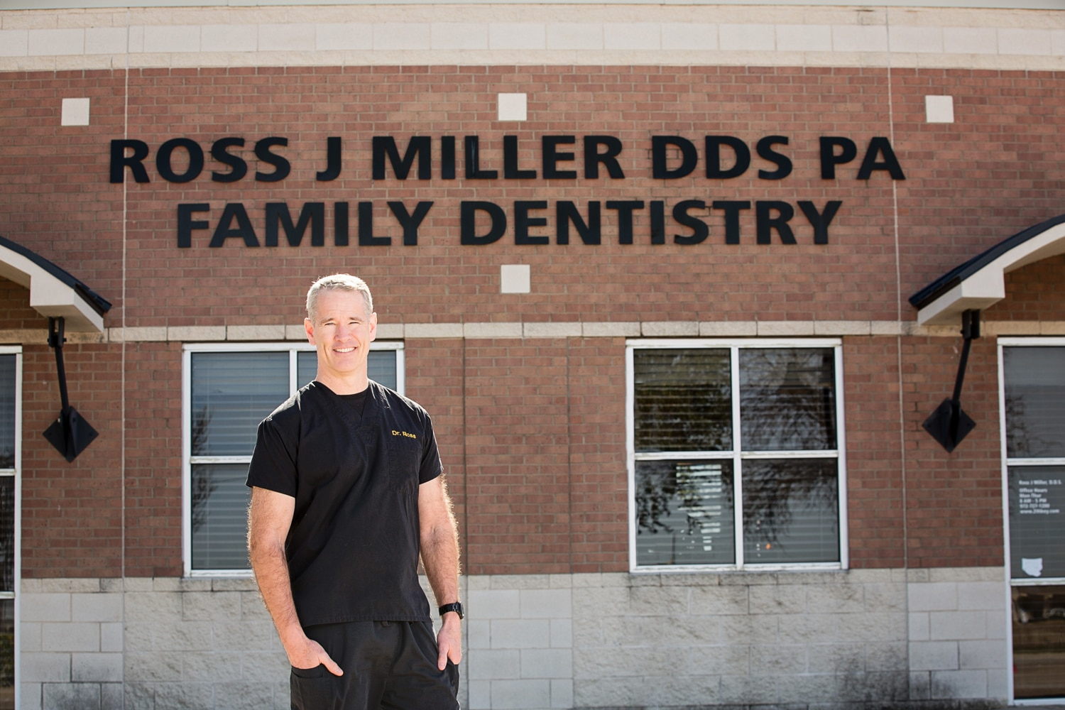 Dr. Ross Miller Family Dentistry