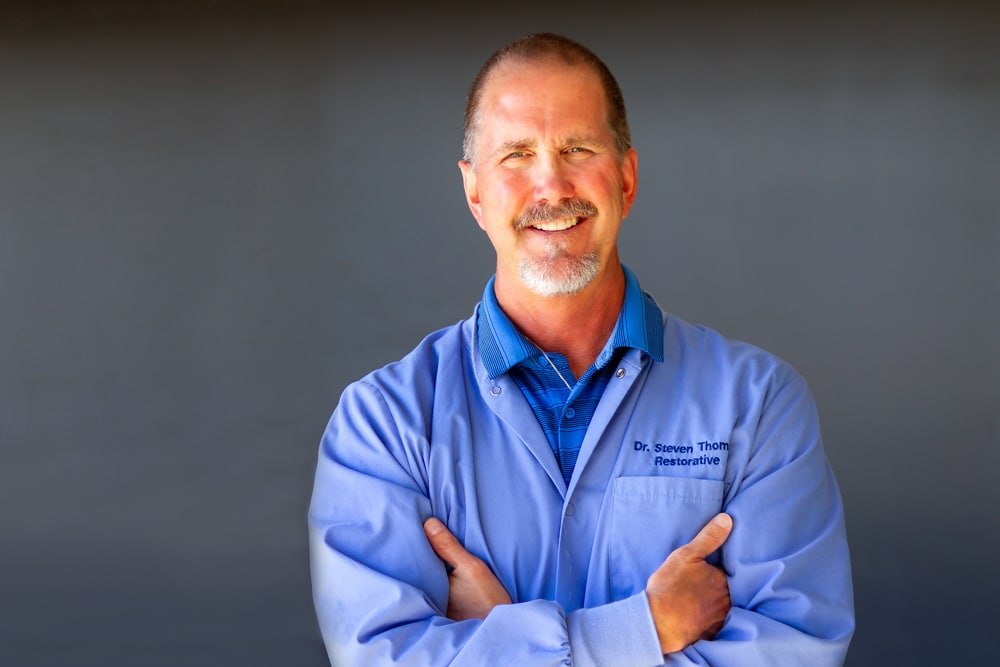 Creating Magnificent Smiles for Over 30 years! Steven W. Thomas, DDS