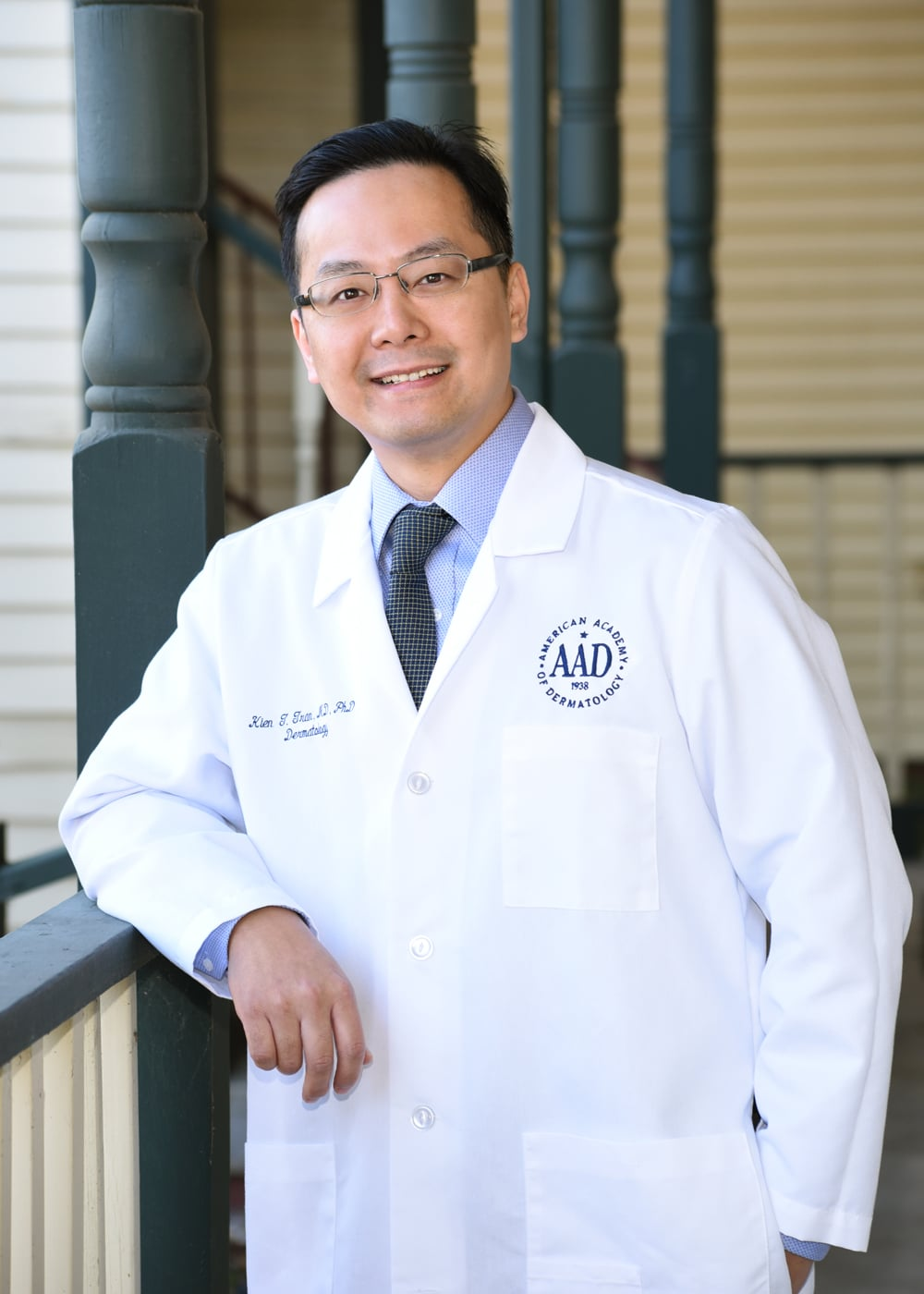 Liberty Dermatology Dr. Tran