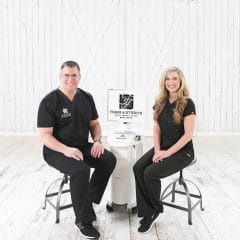 Dr. Michael Fisher & Dr. Marisa Zitterich
