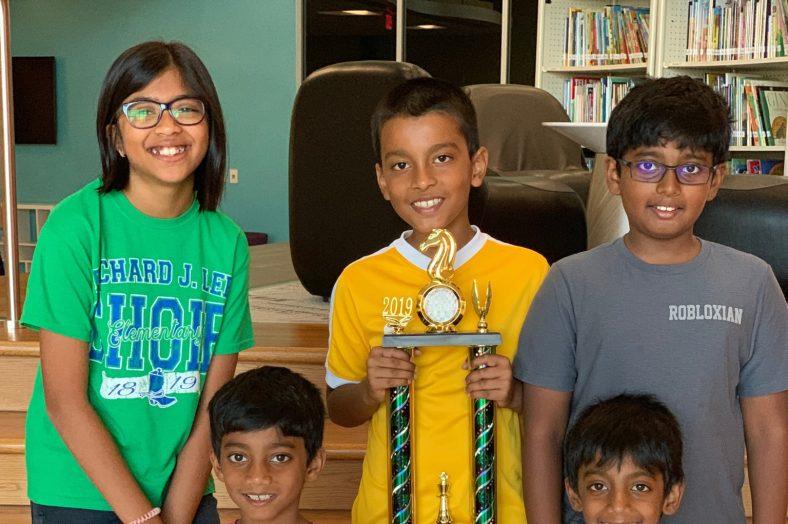 Richard J. Lee Elementary Chess Club