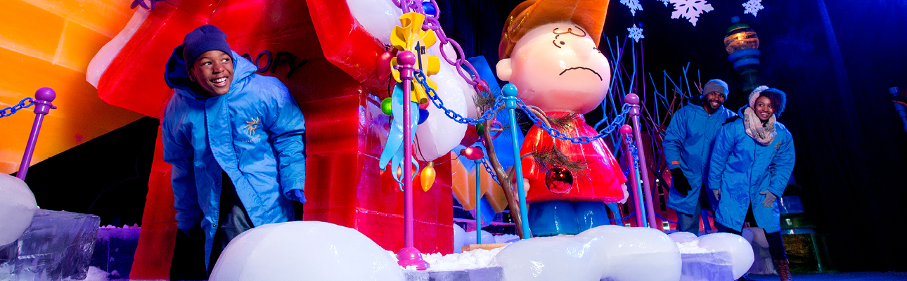 Win tickets to Ice! Christmas at the Gaylord Texan Grapevine Texas
