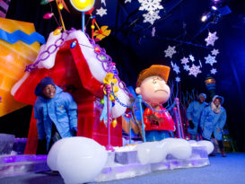Win Tickets to Christmas at the Gaylord Texan