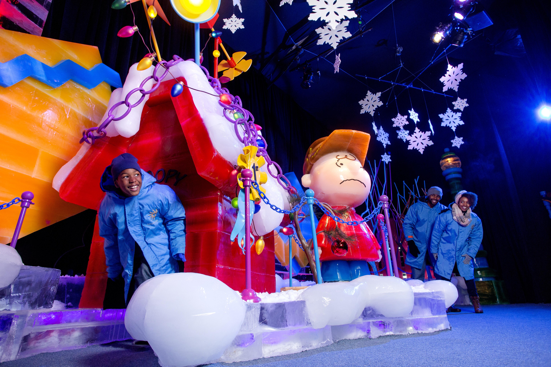 Gaylord Texan Christmas Ice 2020 Gaylord Texan's Lone Star Christmas   Living Magazine