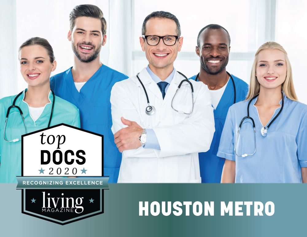 Best Doctors in the Houston area 2020