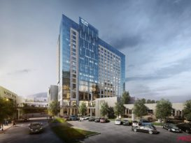 Hyatt Regency Stonebriar approaches 2020 completion