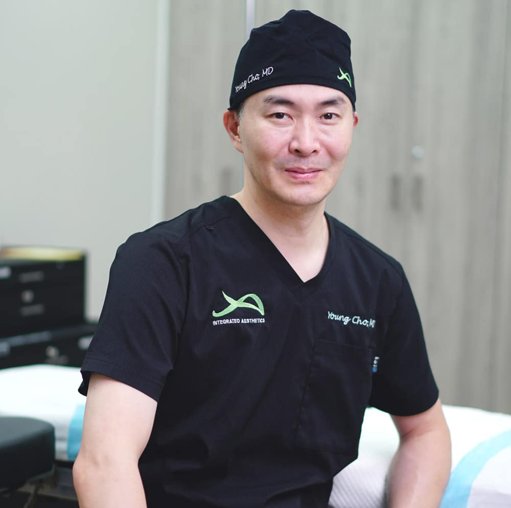 Young Cho, MD, PhD integrated Aesthetics