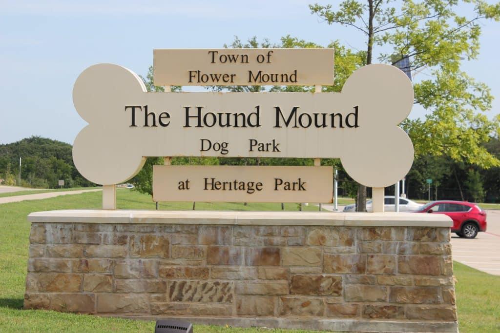 The Hound Mound Flower Mound Dog Park