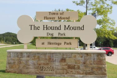 The Hound Mound Flower Mound Dog Park