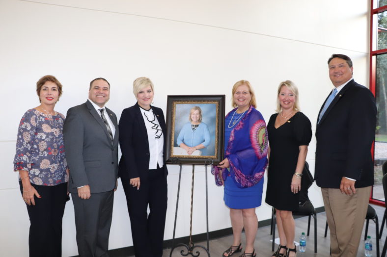 Jeanne Coleman Katy ISD Educator Becomes Namesake