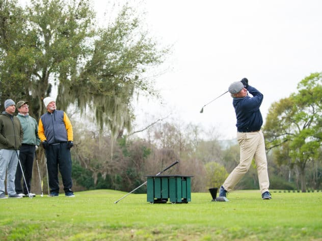 Charlie Epps partners with JDRF at 27th annual tourney