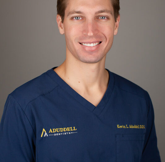 expert cosmetic dentist Kevin Aduddell DDS Frisco Plano