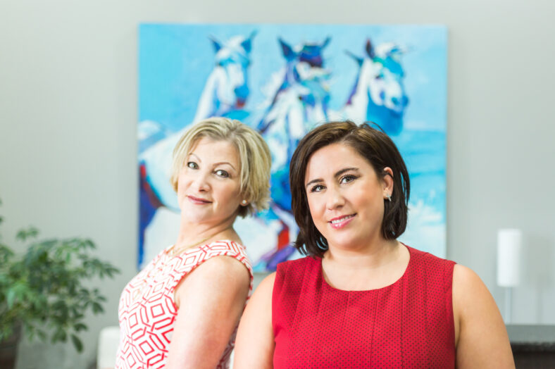 Donna J. Smiedt and Desaray R Muma The Family Law Firm of Donna J. Smiedt