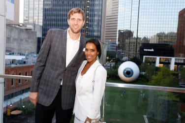 Dirk & Jessica Nowitzki North Texas Giving Day