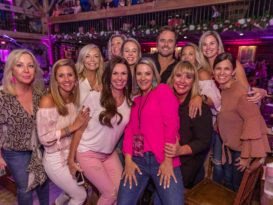Positively Pink Entertaining event educates attendees on breast cancer
