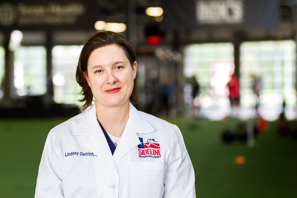 Sideline Orthopedics & Sports Lindsey Dietrich, MD