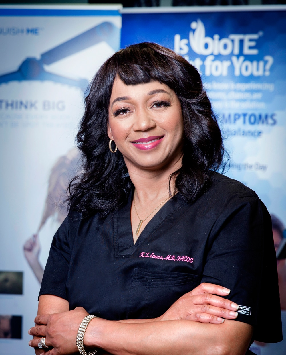 Dr. Kimberly L. Evans with Sugar Land Medical Spa in Sugar Land, Texas