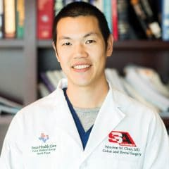 Surgical Associates of Mansfield – Dr. Winston Chan