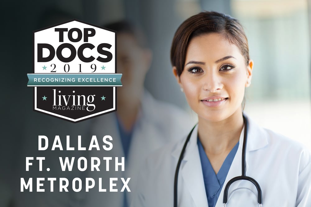 Best Doctors in the Dallas Fort Worth Metrolplex