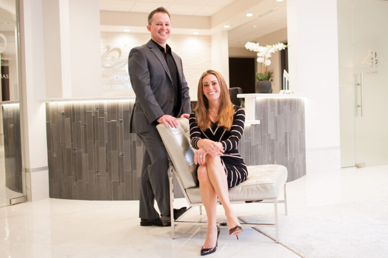 The Dentists at Houston Westchase Brett McRay, DDS, Heather Robbins, DDS