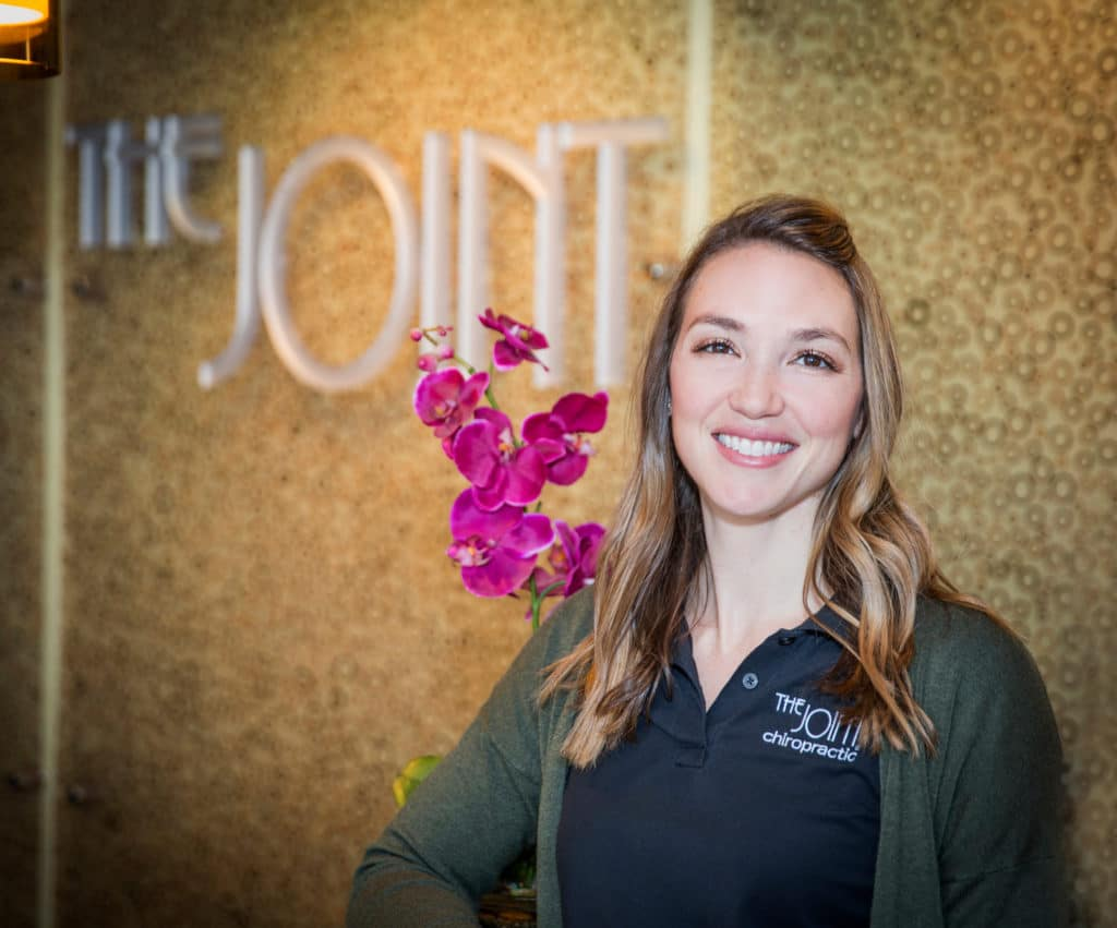Renee Johns The Joint Chiropractic